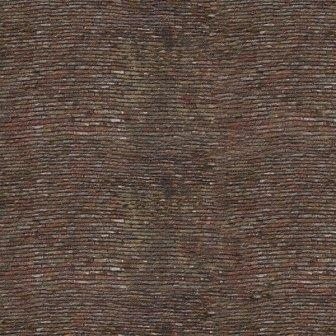 "Scrapbook Customs - Hampton Brick - 12"" x 12"""
