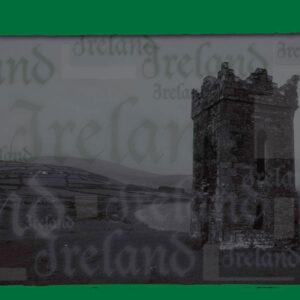 """Scrapbook Customs - Ireland Composition 2 - 12"""" x 12"""""""