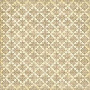 "Scrapbook Customs - Family History Vintage Tile - 12"" x 12"""