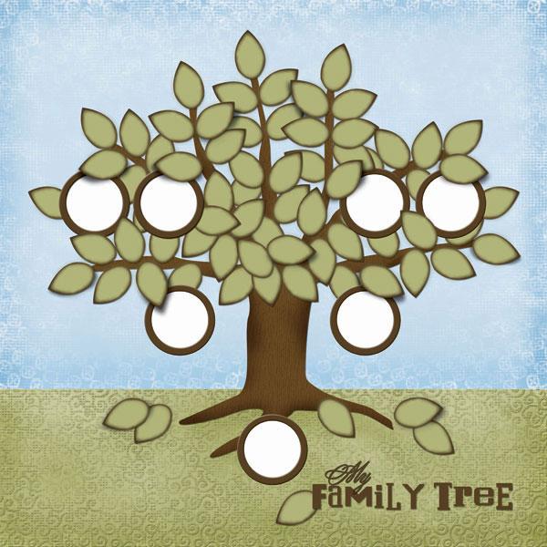 Family Tree Scrapbook Your Family Tree