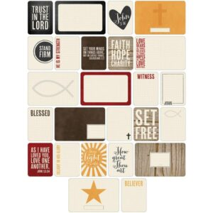 Project Life - Christian Themed Cards