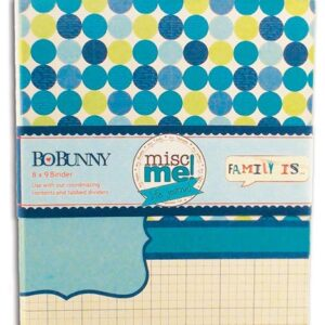 Misc Me Binder Life Journal Binder - Family Is