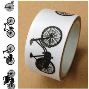 Washi Tape - Bicycles