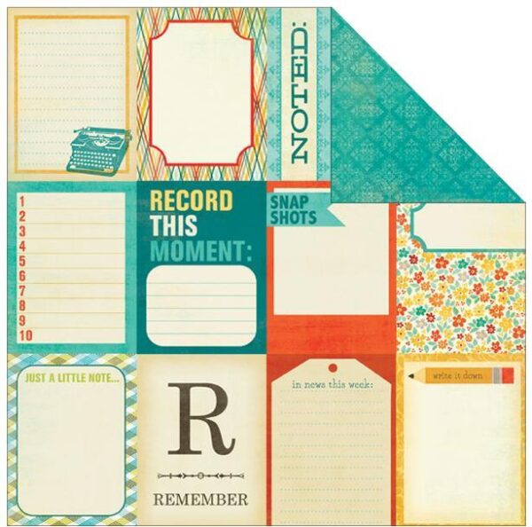 Collectable Notable - Memo Documented