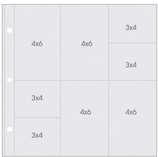 Sn@p! Pocket Pages - Design 5