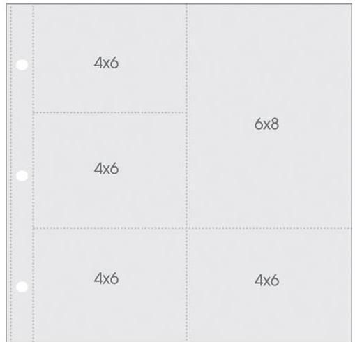Sn@p! Pocket Pages - Design 8