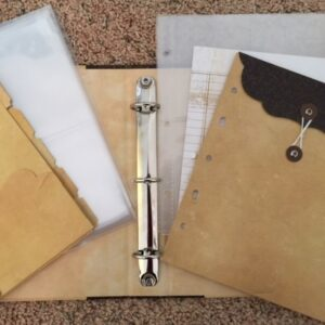 Kraft Recipe Binder