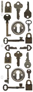 Nostalgiques - Keys / Locks