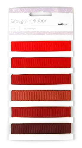 Grosgrain Monochromatic Ribbon - Lovely