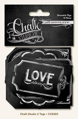 Chalk Studio - Labels
