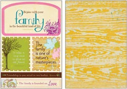 Authentic - Splendid Excerpts Double-Sided Cardstock Die-Cuts
