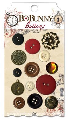 Timepiece - Buttons