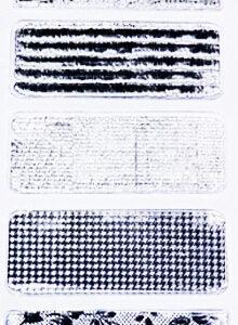 Glitz Design Clear Distressing Stamps: Set 2