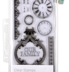 Duchess Collection - Clear Stamps