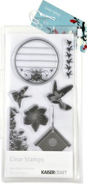 Loire Valley - Kaisercraft - Clear Stamps