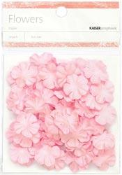 Paper Flowers - 2cm - Dusty Pink