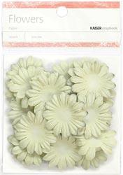Paper Flowers - 3.5cm - Mint