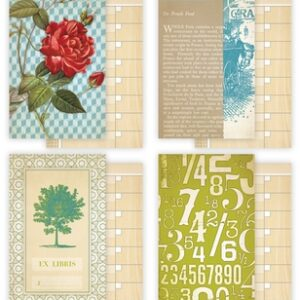 Studio Calico - Anthology Journaling Cards