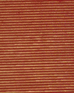 "8 1/2"" x 11"" Burgundy with Gold Stripes"