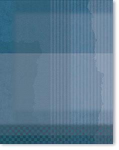 "Blue Masculine Collage Paper - 8.5"" X 11"""