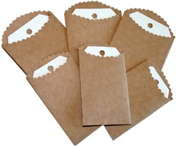 Attic Treasures - Vintage Attic Treasures Mini Paper Bags