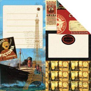 Echo Park - Photo Freedom Transatlantique - All Aboard