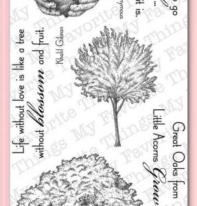 Trees - Insired by Clear Stamps