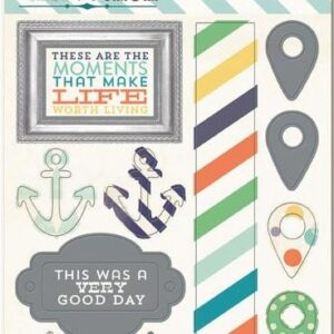 Now & Then - Izzy - Good Times Stickers