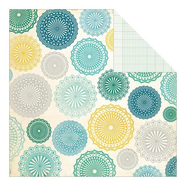 Now & Then - Milo - Little Things Doilies
