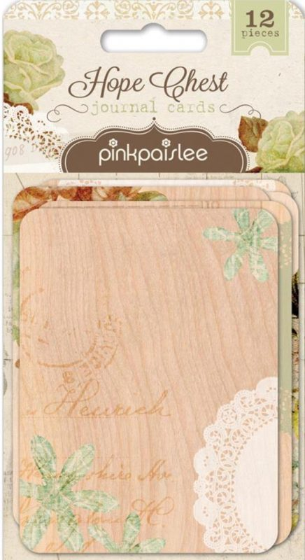 Hope Chest - Journal Cards