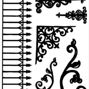 Crafter's Companion - Wrought Iron