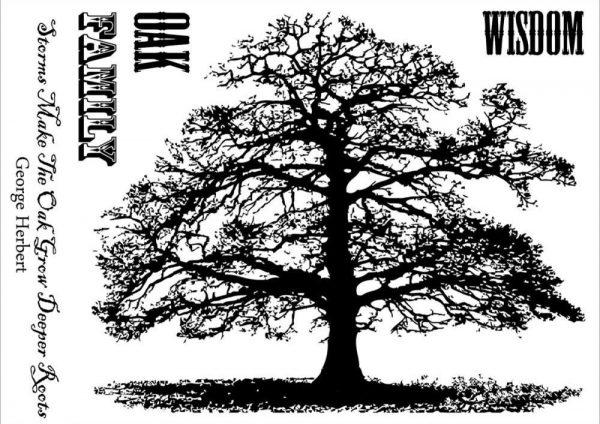 Crafter's Companion - The Majestic Oak