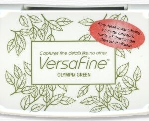 VersaFine Pigment Inkpad - Olympia Green