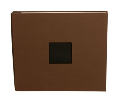 "Cloth Album 12"" x 12""- Post"