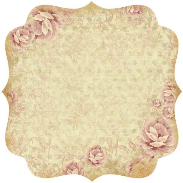 Magnolia Grove - Die-Cut Paper - Charming