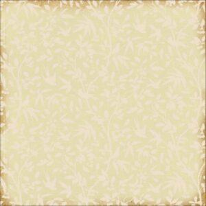 Magnolia Grove - Flocked Paper - Allure