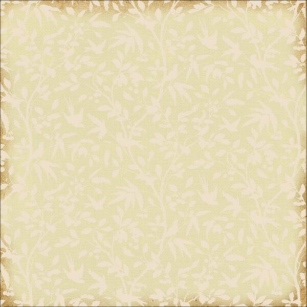 Magnolia Grove - Flocked Paper - Allure
