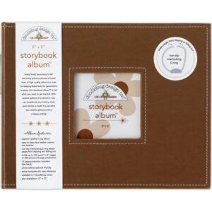 "Storybook Album - 8"" x 8"" - Bon Bon"