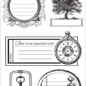 Heirloom - Clear Stamps
