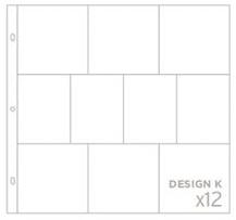 Project Life - Photo Pocket Pages - Design K