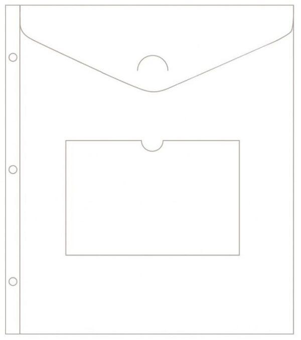 "Project Life - Big Envelope 8.5""X11"""