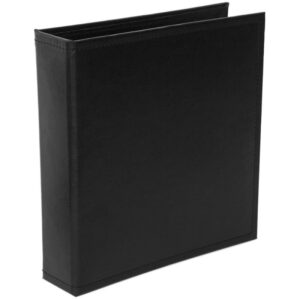 "Project Life Classic Faux Leather D-Ring Album - 6"" x 8"""