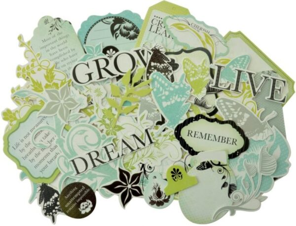 Chapter One - Collectables Cardstock Die-Cuts
