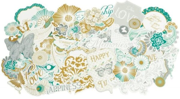 Elegance - Collectables Cardstock Die-Cuts