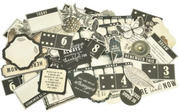 Art of Life - Collectables Cardstock Die-Cuts
