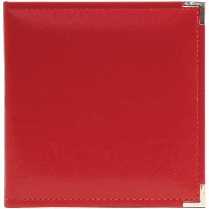 We R Classic Leather Ring Binder – 5.5″x 8.5″