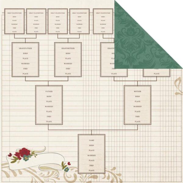 Legacy - Simple Basics - Pedigree