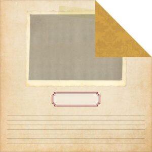 Legacy - Simple Basics - Portrait 1