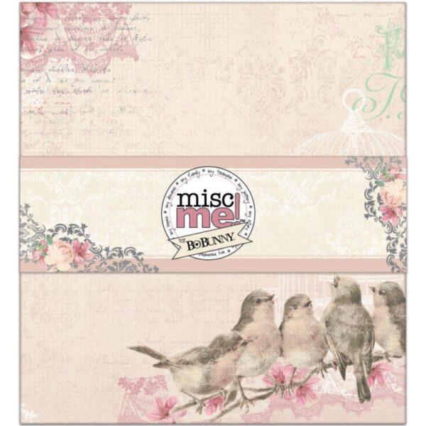 Misc Me - Madeleine - Life Journal Binder
