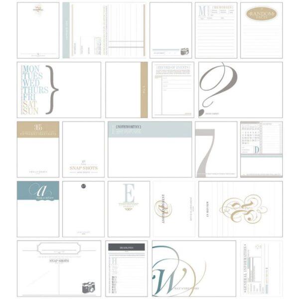 Essence East Coast - Building Journals - Cards